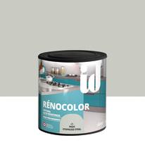 Vernice alluminio Renocolor inox lucida 0,45 L