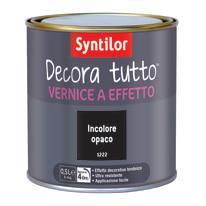 Vernice Syntilor Decora tutto incolore 500 ml
