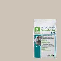 Stucco per fughe in polvere Kerakoll Fugabella Eco 2-12 grigio chiaro 5 kg