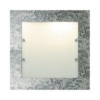 Plafoniera Cemento grigio Ø 50 cm