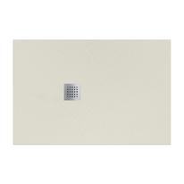 Piatto doccia resina Strato 150 x 80 cm Crema