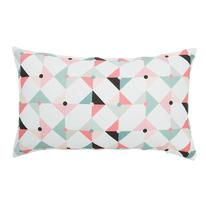 Cuscino Confort rosa retro tinta unita 50 x 30 cm