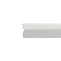 Paraspigolo PVC liscio bianco 3,5 x 30 x 3000 mm