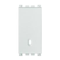 Deviatore 16A 1P Illuminabile Vimar Arké bianco