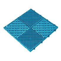 Piastrella Pool 39,5 x 39,5  cm x 1,7  mm blu
