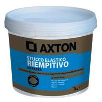 Stucco in pasta Axton Elastico liscio bianco 1 kg