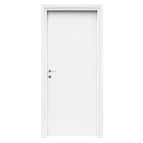 Porta da interno battente Belvedere bianco 60 x H 210 cm reversibile