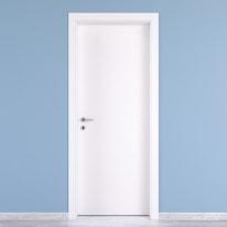 Porta da interno battente Kent 60 x H 210 cm reversibile