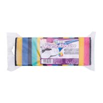 Set spugne abrasive Apex Cucina tessuto sintetico