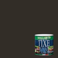 Smalto per ferro antiruggine Tixe Brillantix marrone brillante 0,25 L