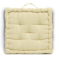 Cuscino Futon Clea Inspire ecru 40 x 40 cm