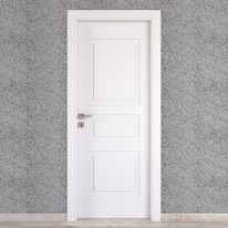 Porta da interno battente Alioth bianco 70 x H 210 cm dx