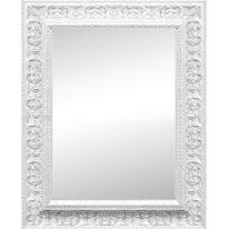 specchio da parete rettangolare Venere bianco 100 x 140 cm