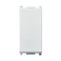 Deviatore 10A 1P Illuminabile Vimar 0R14004 Plana bianco