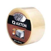 Nastro imballo Axton trasparente 66 m x 50 mm