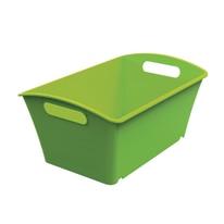 Cesta Q-In Box 12 L L 39 x P 27,1 x H 18,6 cm assortiti