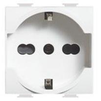 Presa universale BTicino AM5440/16F Matix bianco
