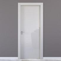 Porta da interno battente Massaua silk 60 x H 210 cm dx