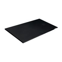 Piatto doccia resina Strato 160 x 80 cm nero