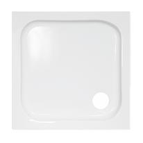 Piatto doccia acrilico Remyx 65 x 65 cm bianco