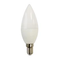 Lampadina LED Lexman E14 =60W oliva luce naturale 270°