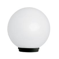 Diffusore per lampada da esterno Sfera bianco opale