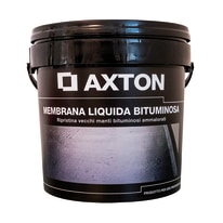 Membrana liquida bituminosa nera 5 kg