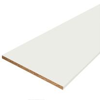 Pannello melaminico bianco 16 x 600 x 2000 mm