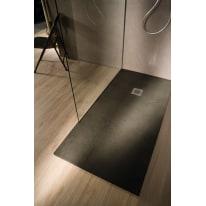 Piatto doccia resina Elements 70 x 70 cm alpino
