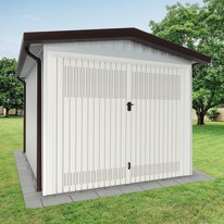Garage in metallo Newport, 19,5 m²