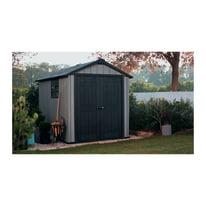 casetta in Duo Tech (polipropilene e polvere di cemento) Oakland 759 Keter 5,25 m²