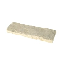 Copertina per muretto Gironda in pietra ricostruita
