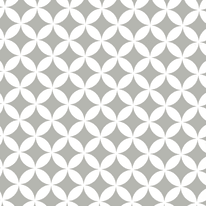 Pellicola adesiva geometrico argento 45 cm x 2 m