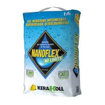 Gel-membrana impermeabile Nanoflex no limits Kerakoll 20 kg