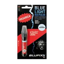 Ricarica colla per penna luce uv per plastica e legno Blufixx trasparente 5 g