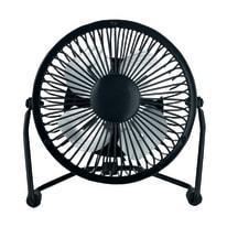 Mini ventilatore Equation TX-401D nero