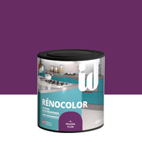 Vernice viola Renocolor prugna lucida 0,45 L