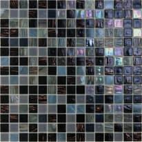 Mosaico Patchwork 32,7 x 32,7 cm nero, antracite