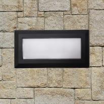 Lampada per esterno a parete Bronson LED 23 x 10 cm IP44