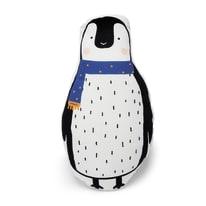 Cuscino Pinguino bianco 20 x 35 cm