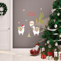 Sticker ML Xmas ML Xmas Lama