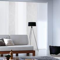 Tenda a pannello resinato Albero bianco 60 x 300 cm