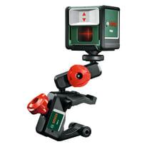Livella laser multifunzione Bosch Livella laser multifunzione con due raggi perpendicolari per squadri QUIGO II