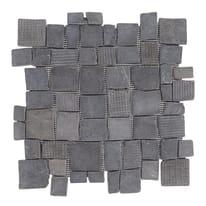 Formella Quadropiatto nero 30 x 30 cm