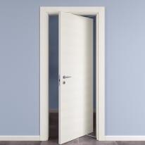 Porta da interno rototraslante Star Bianco Matrix 80 x H 210 cm dx