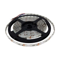 Striscia LED estensibile luce RGB e bianco m5