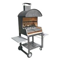 Barbecue a legna Pierre 110
