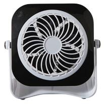 Mini ventilatore Equation Yea nero