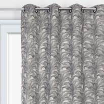 Tenda Botany grigio 138 x 280 cm