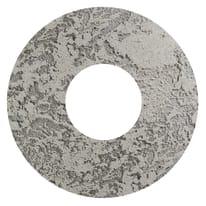 Applique Hole grigio Ø 20 cm